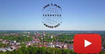Ferrotec Fair Play Award 2017 Youtube