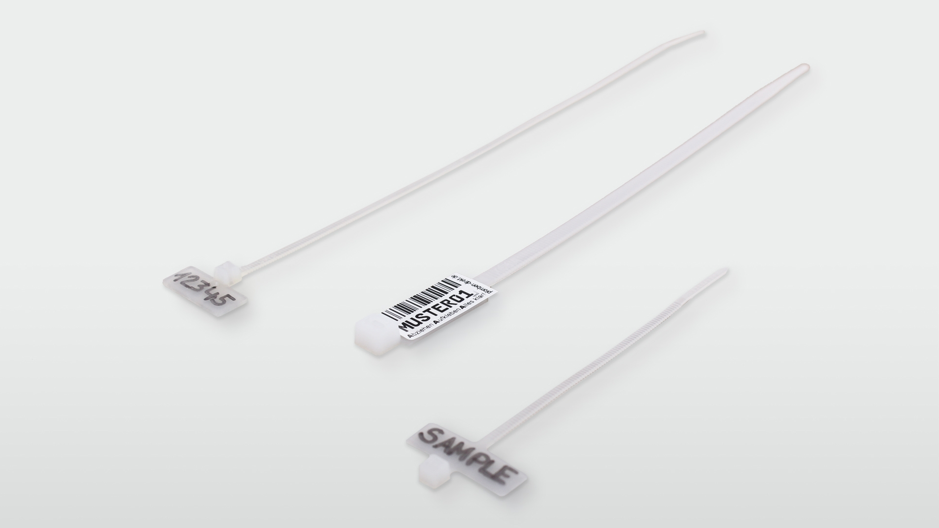 Markable cable ties for any purpose | Ferrotec GmbH