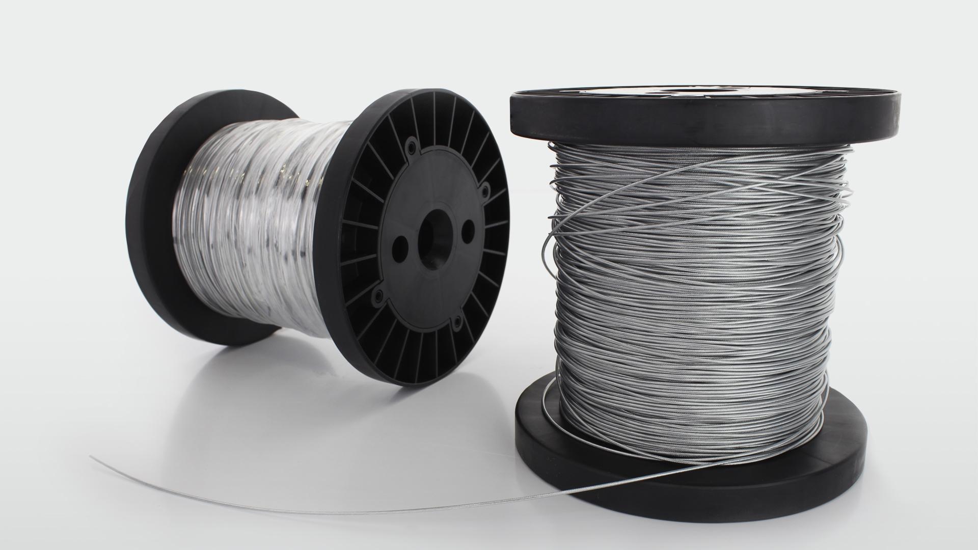 Galvanized Steel cable | Ferrotec GmbH