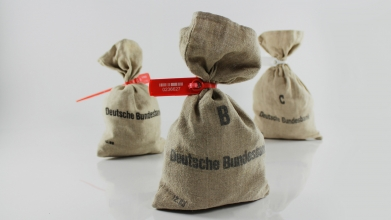 Durchziehplombe Cash Bag SL305.B
