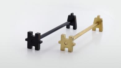 Fasschlüssel zweiseitig