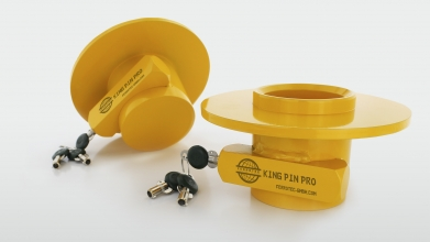 Mehrwegschloss King Pin Pro