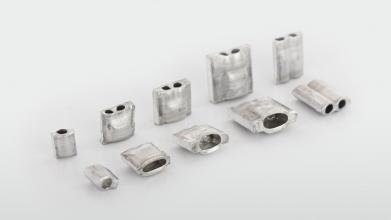 Mini Seal aus Aluminium