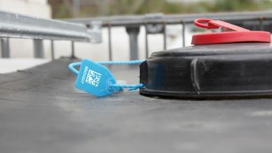 Durchziehplombe Robo Lock RL315